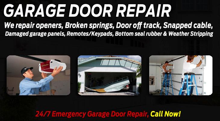 Garage door repair and a garage door accessories doors for Fort lauderdale garage door repair