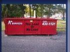 A Plus Services & Discount Dumpster Rental image 0