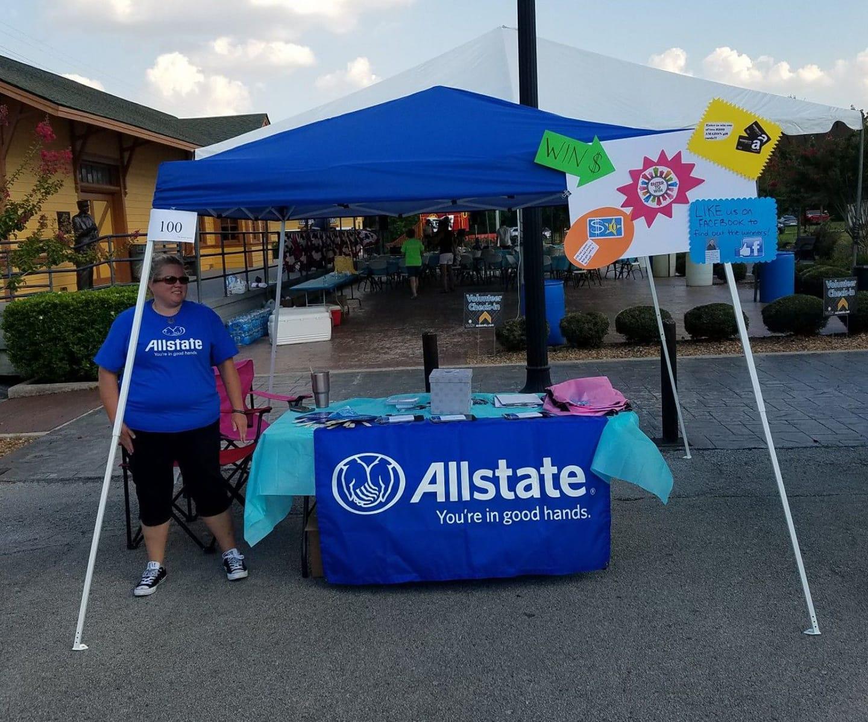 Jason Stewart: Allstate Insurance