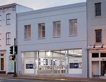Apple Store, Georgetown