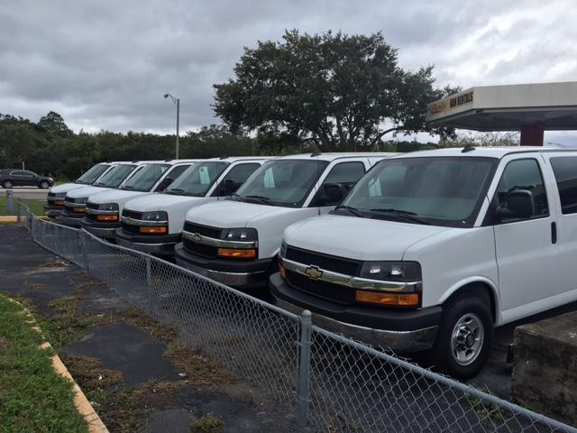 Carl's Van Rentals