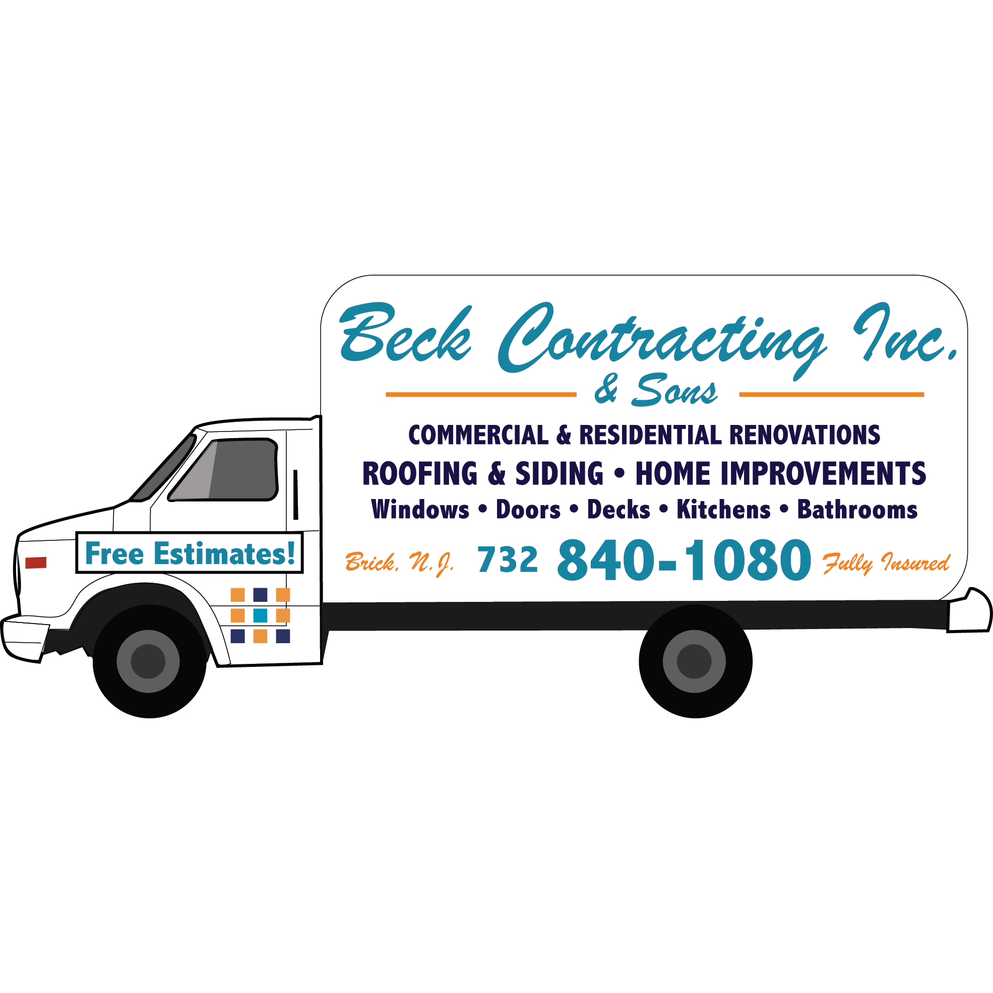 Beck Contracting, Inc. - Brick, NJ 08724 - (732)840-1080   ShowMeLocal.com