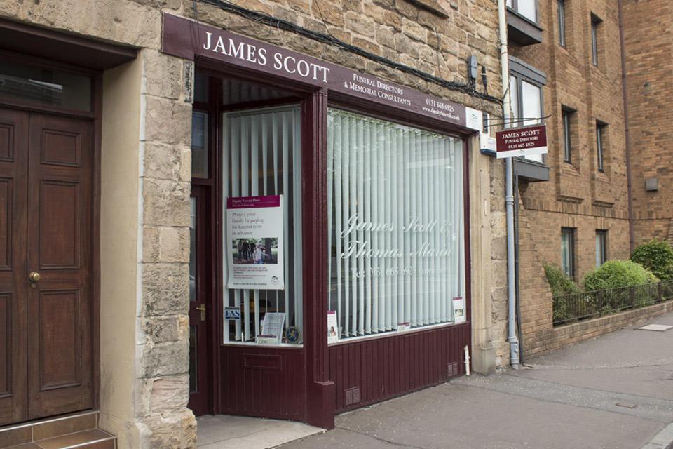 James Scott Funeral Directors