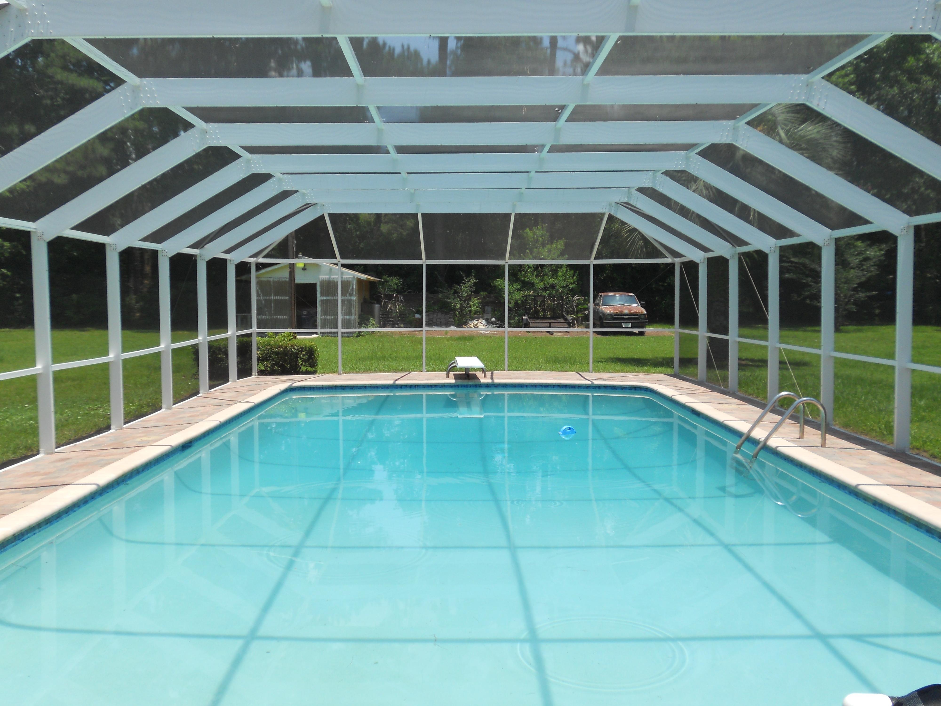 Swimming Pool Pressure Washing : Nubirth pressure washing ontario st jacksonville fl