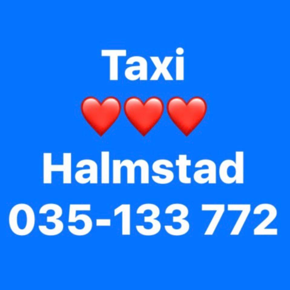 Taxi Tre Hjärtan I Halmstad