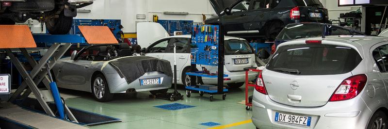 Temporary Store Tarasco Bosch Car Service