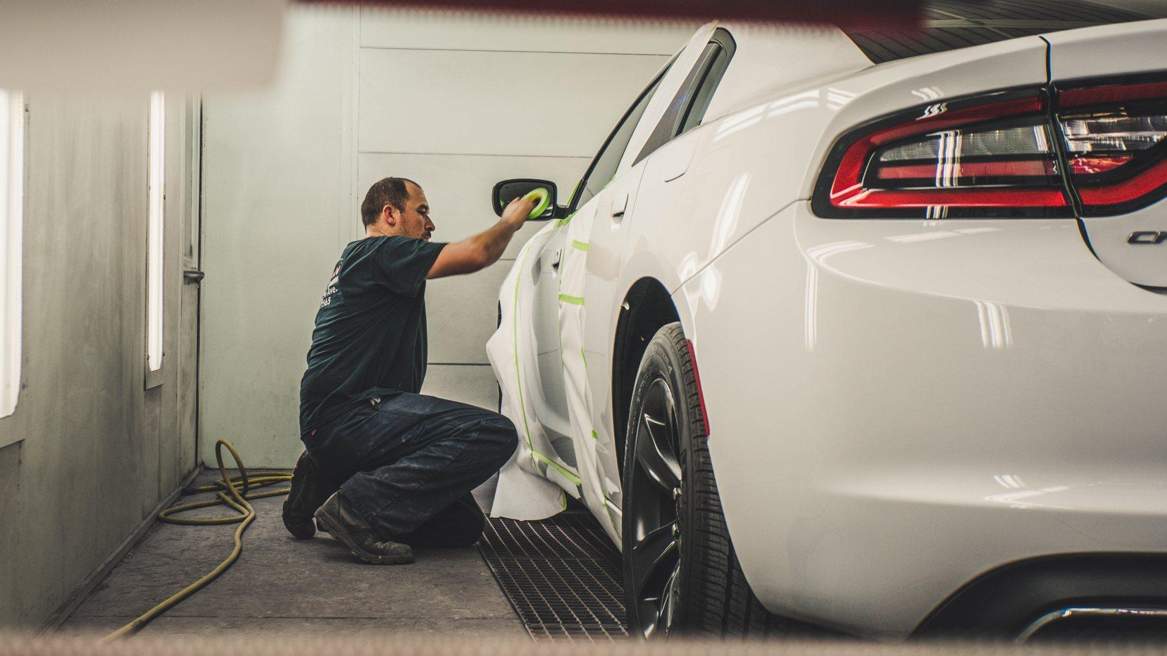 Unlimited collision rv peoria arizona az for Auto painting az