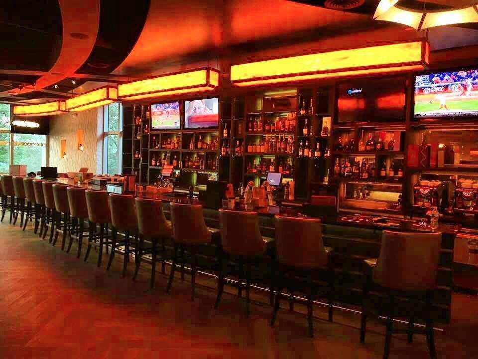 Casa de montecristo by prime cigar whiskey bar in miami - Bar para casa ...