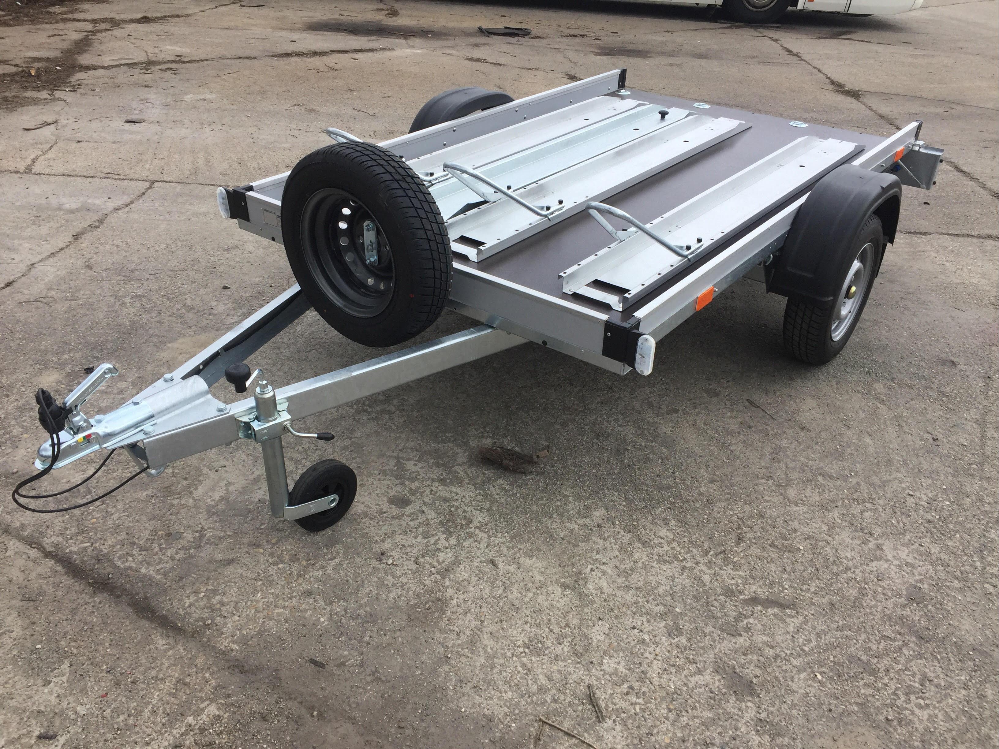 Dual-Rental s. r. o. požičovňa prívesných vozíkov