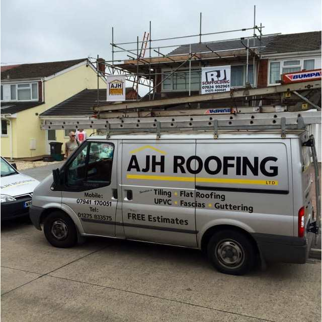 image of AJH Roofing Ltd