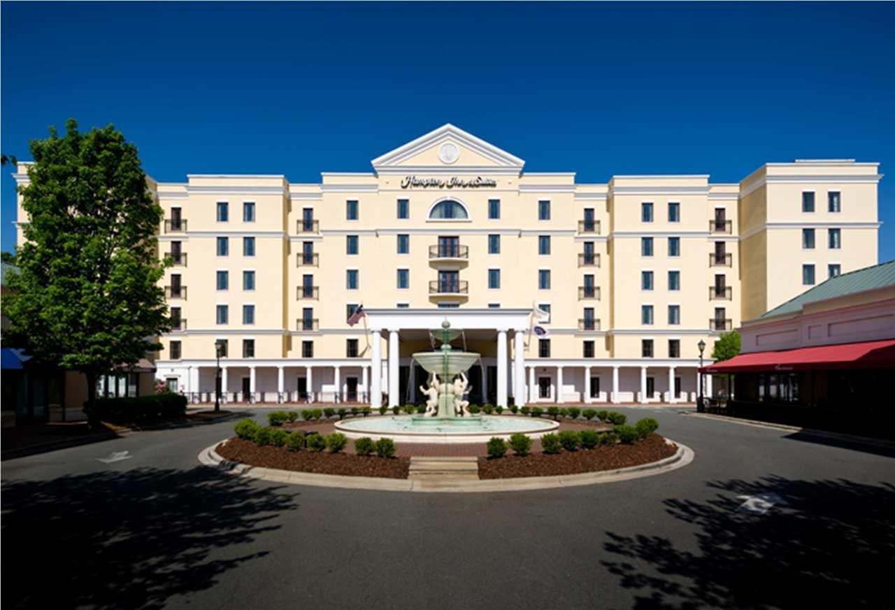 Hampton Inn Amp Suites Charlotte South Park At Phillips