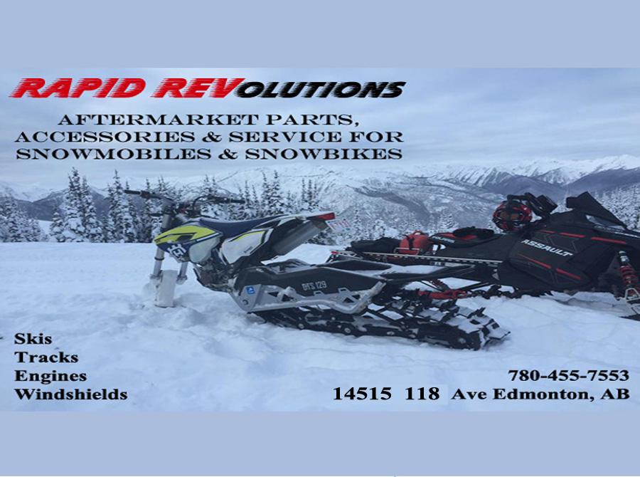 Rapid Revolutions