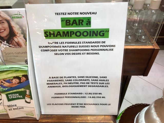 Pharmacie des Bergières SA