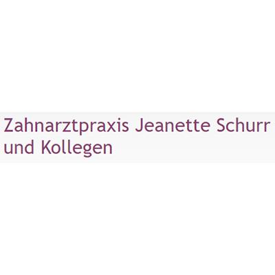 Zahnärztliche Praxis Jeanette Schurr & Kollegen