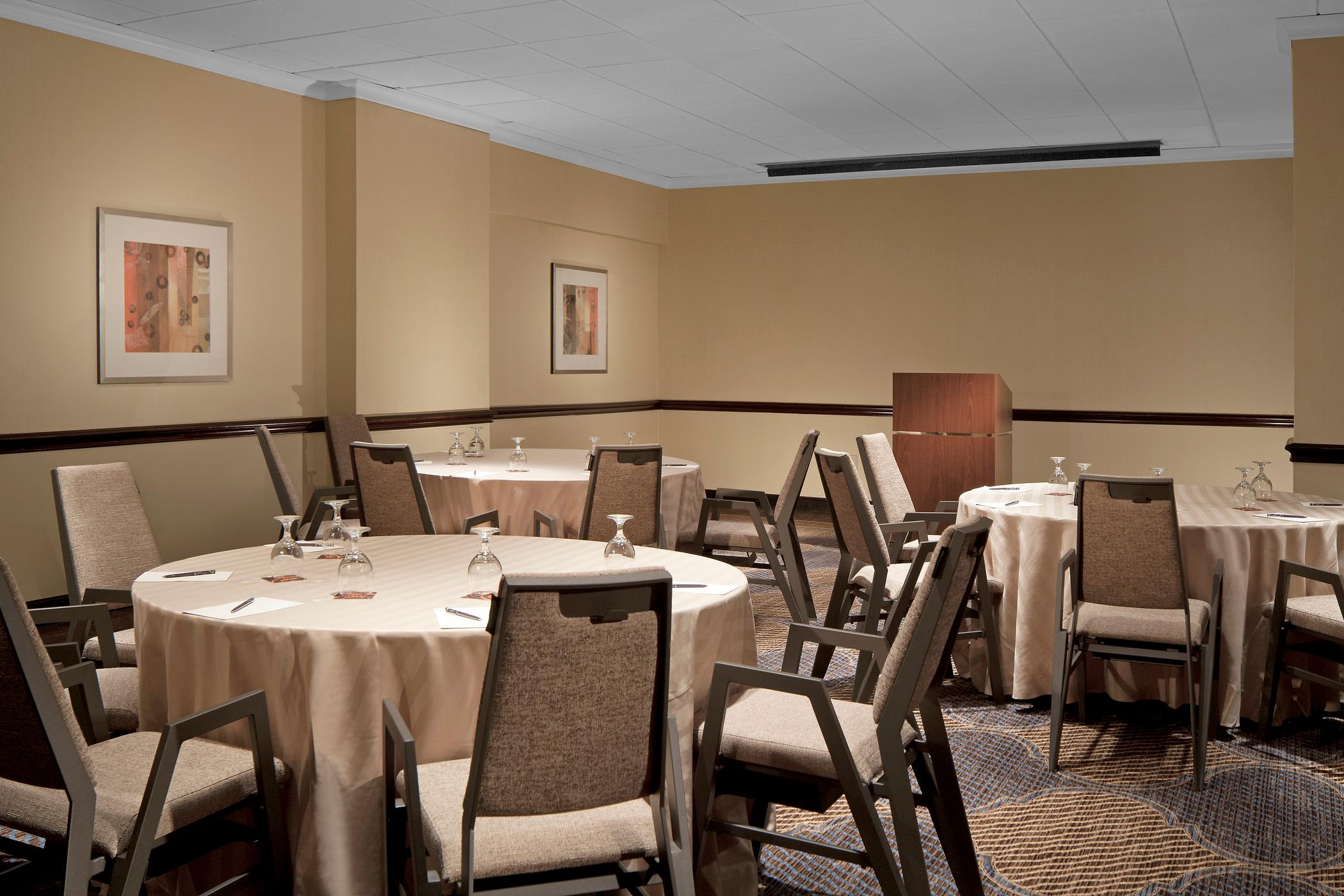 Sheraton Stamford Hotel - Stamford, CT