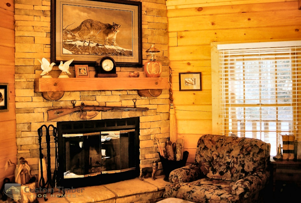 Custom Timber Log Homes, Maryville Tennessee (TN) - LocalDatabase.com