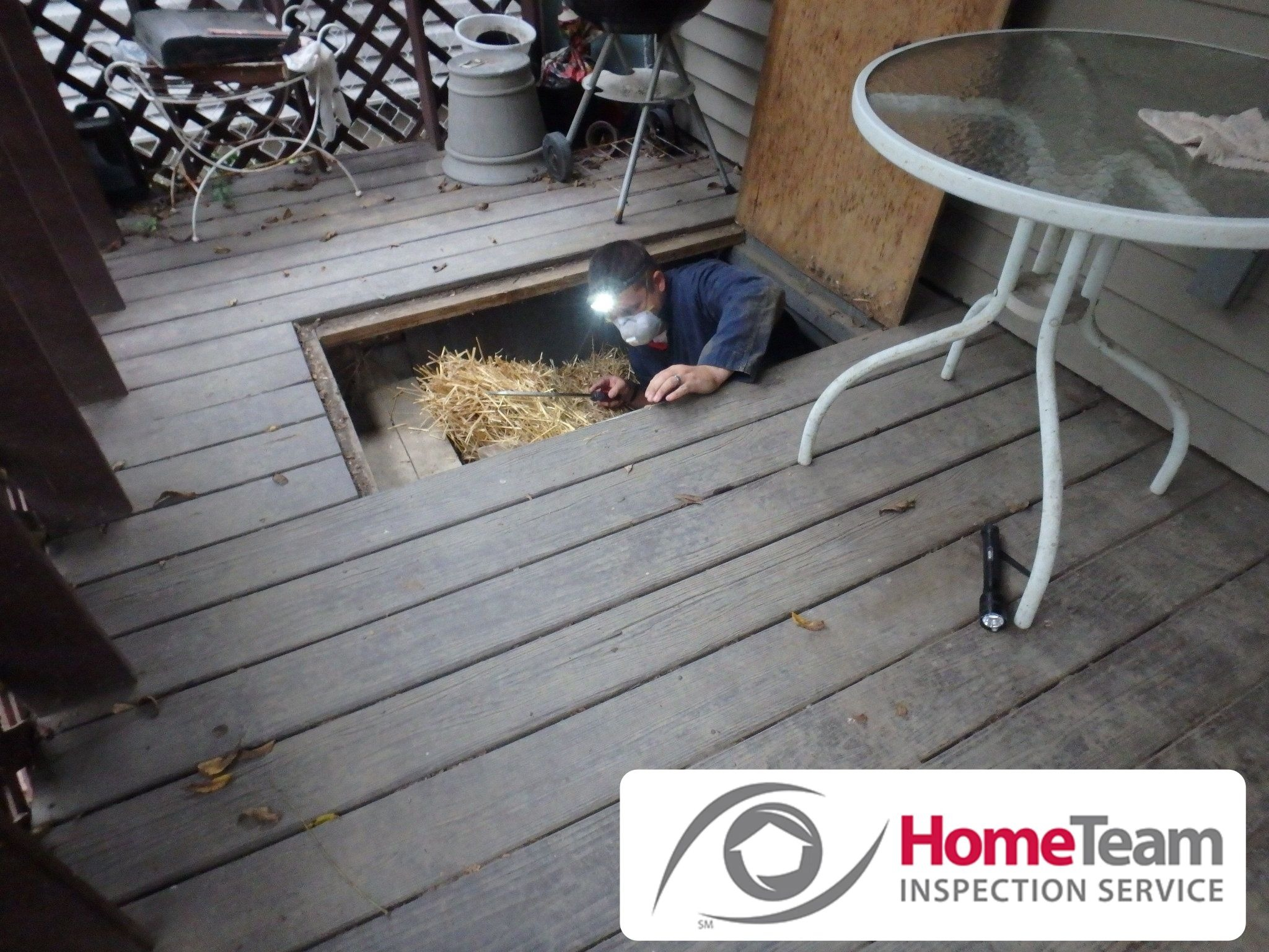 Our attention to detail is unbeatable! HomeTeam Inspection Service Louisville (502)785-8142
