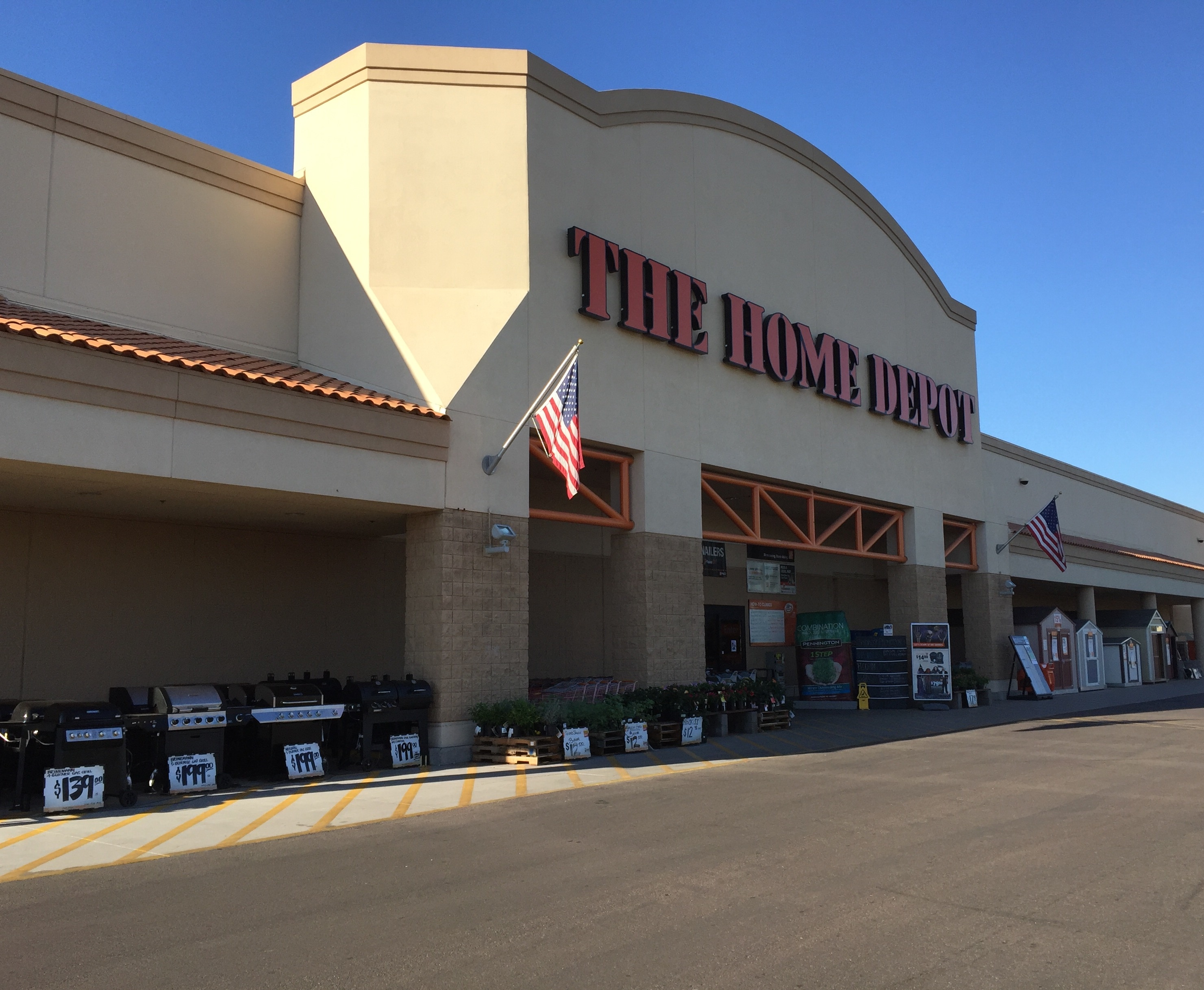 the home depot in chandler az 85224