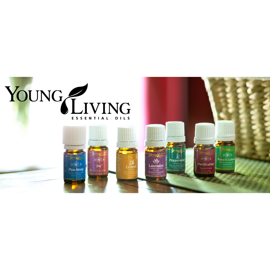 Young Living Essential Oils-IBA