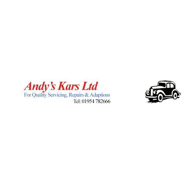 Andy's Kars Ltd - Cambridge, Cambridgeshire CB23 8EL - 01954 782666 | ShowMeLocal.com