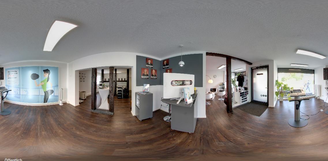 Studio Innen komplett