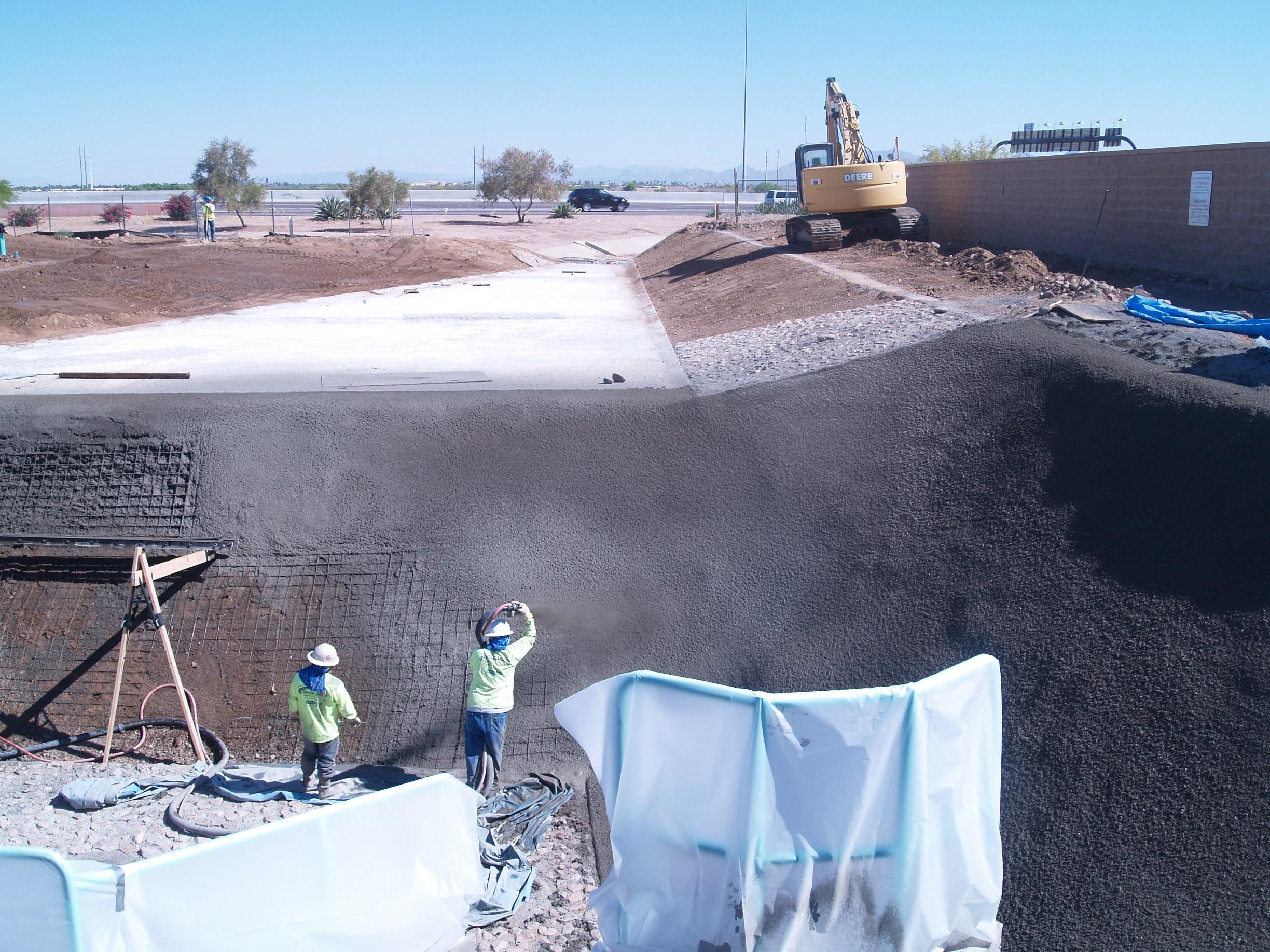 American Shotcrete Construction Inc Mesa Arizona Az