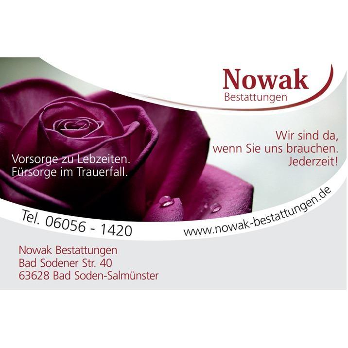 Bild zu Nowak Bestattungen in Bad Soden Salmünster