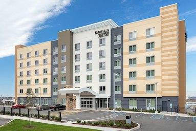 Fairfield Inn Amp Suites By Marriott North Bergen North