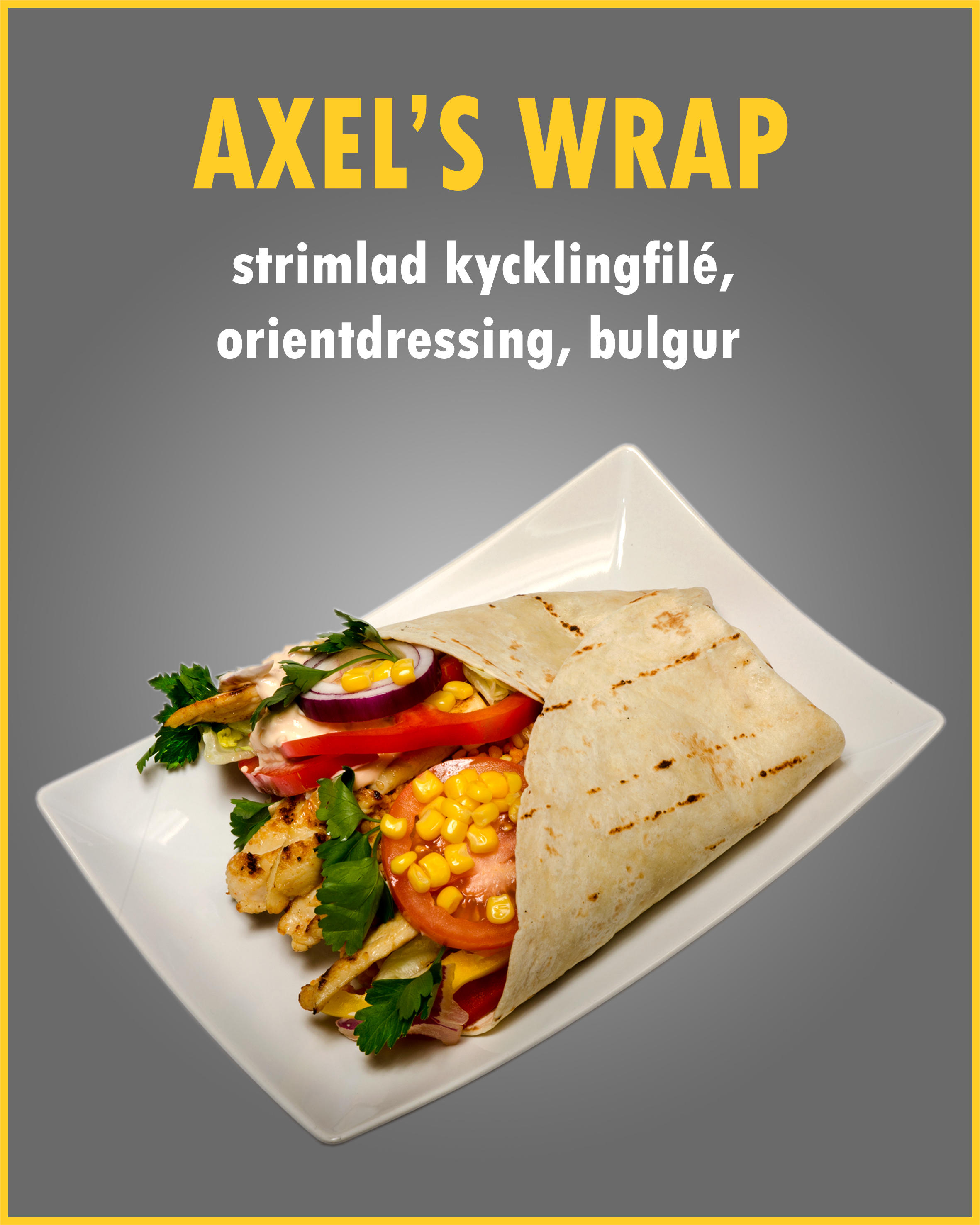 Axel's Grill AB
