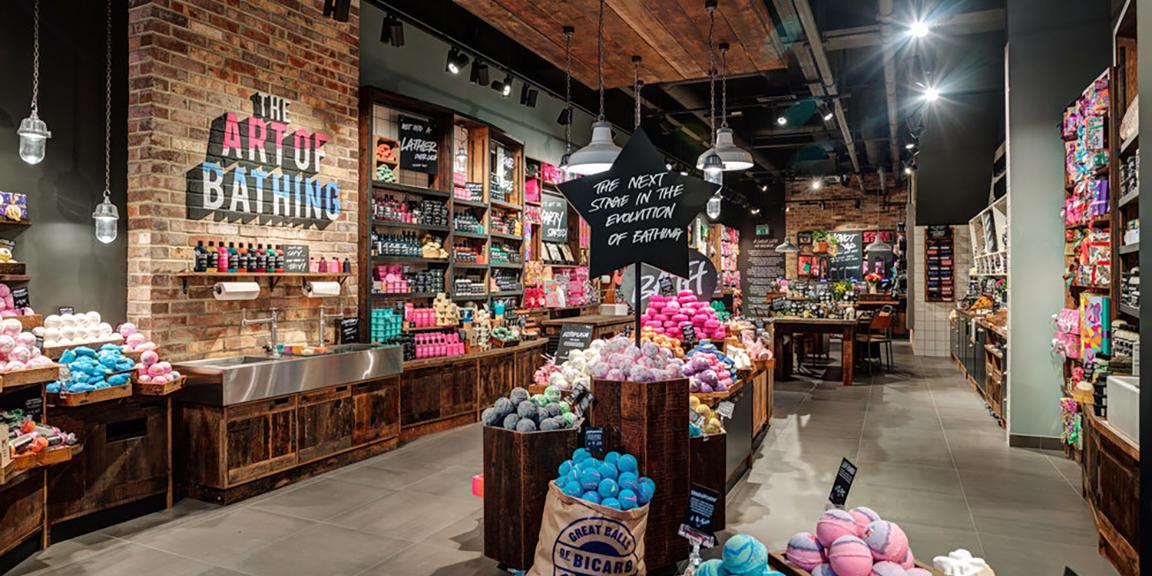 Romford shop interior