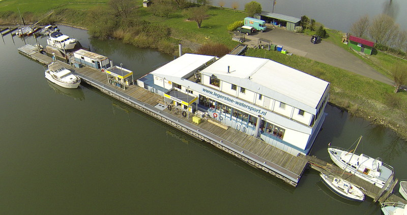 Foto's Watersportcentrum Legerstee