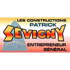 General Contractor in QC Sherbrooke J1L 3C2 Constructions Patrick Sevigny Inc 4355 boul Industriel  (819)564-5151