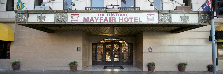 the mayfair hotel los angeles california ca. Black Bedroom Furniture Sets. Home Design Ideas