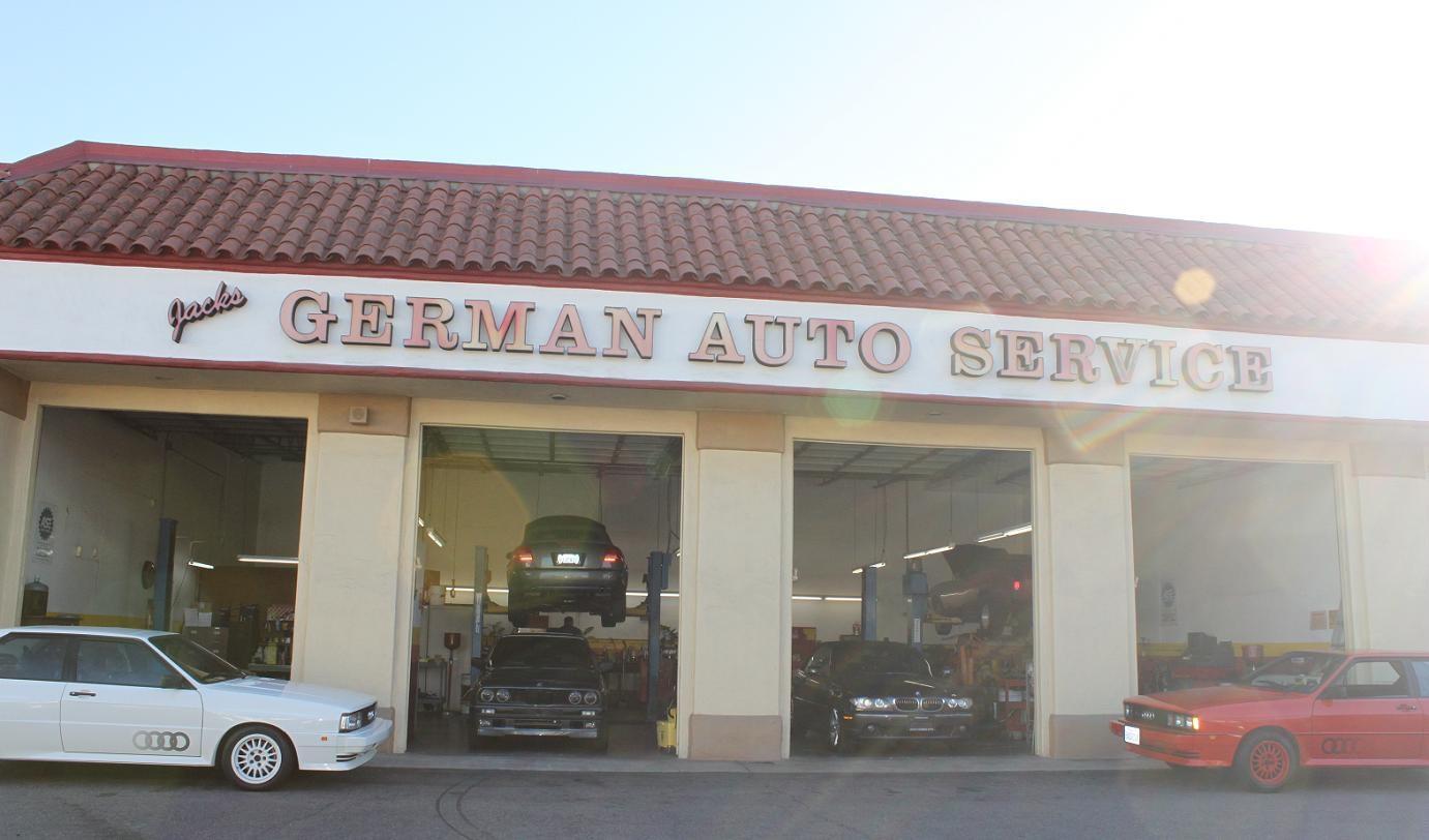 Jacks German Auto Service Inc Fountain Valley California