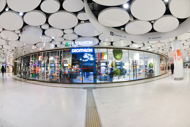Decathlon München Connect