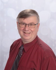 Rick Lee, our dental technician.