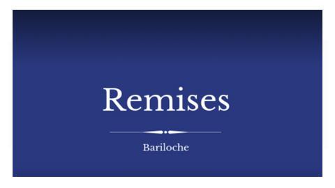 REMISES BARILOCHE
