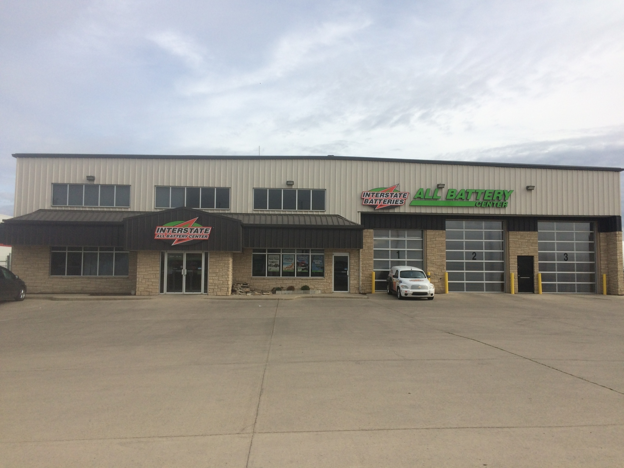 Interstate Batteries Store Front Interstate Batteries Edmonton (780)454-4343