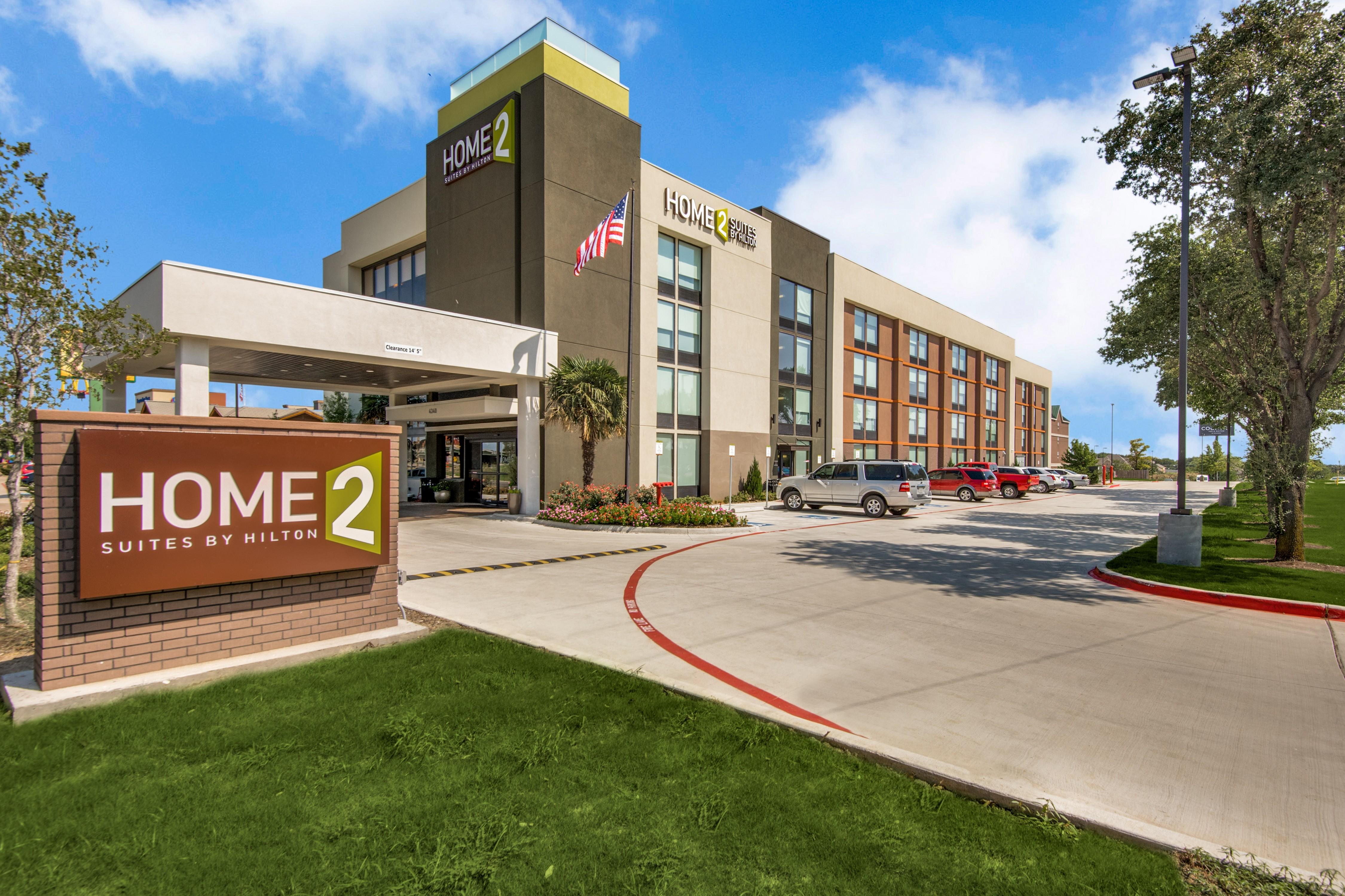 Home2 Suites by Hilton DFW Airport South Irving