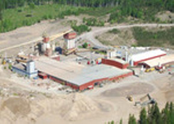 Saint-Gobain Weber Ojakkalan kuivatuotetehdas