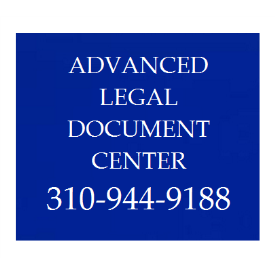 Advance Legal Document Center - Torrance, CA - Paralegals