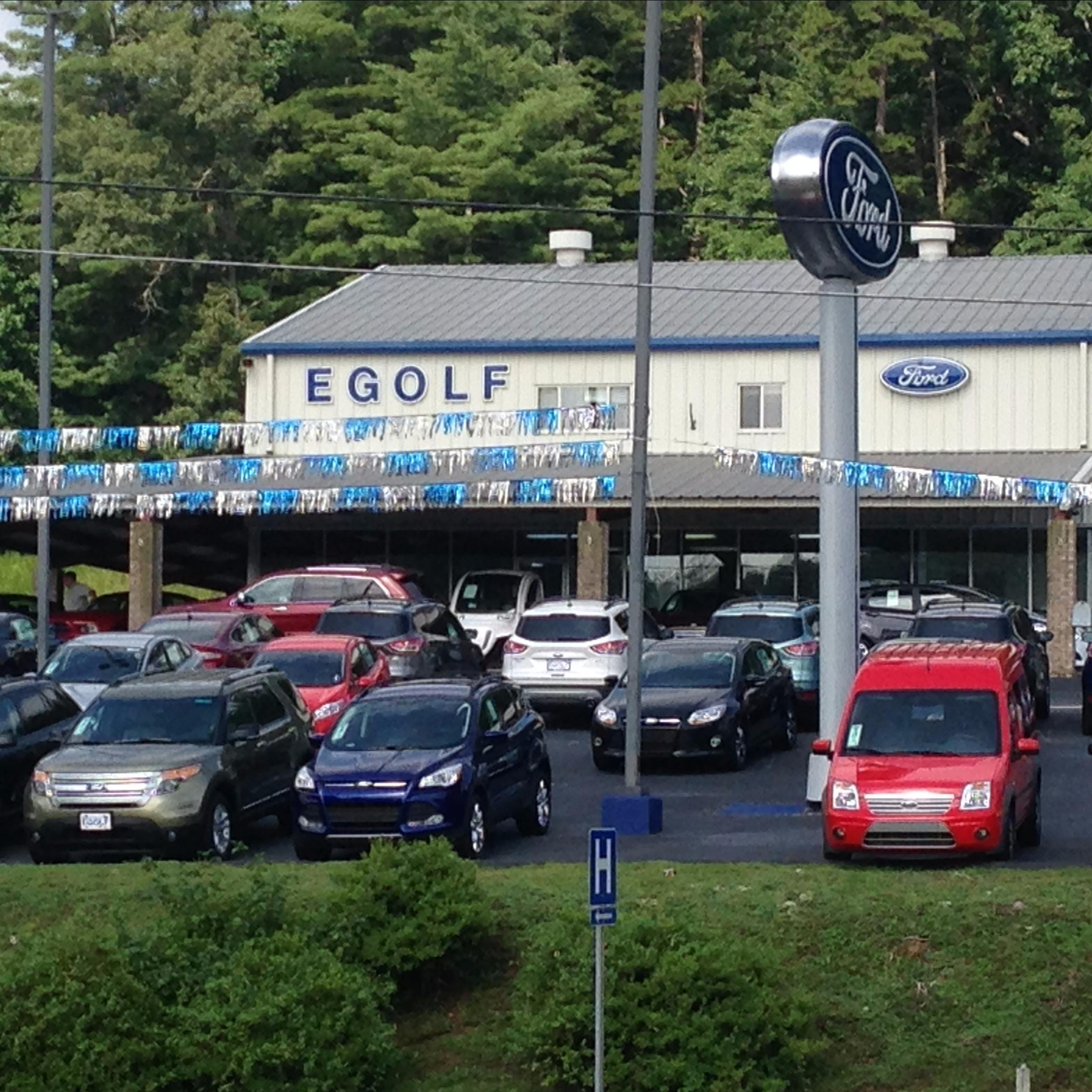 Acura Dealers In Nc: Egolf Ford Of Brevard In Brevard, NC 28712
