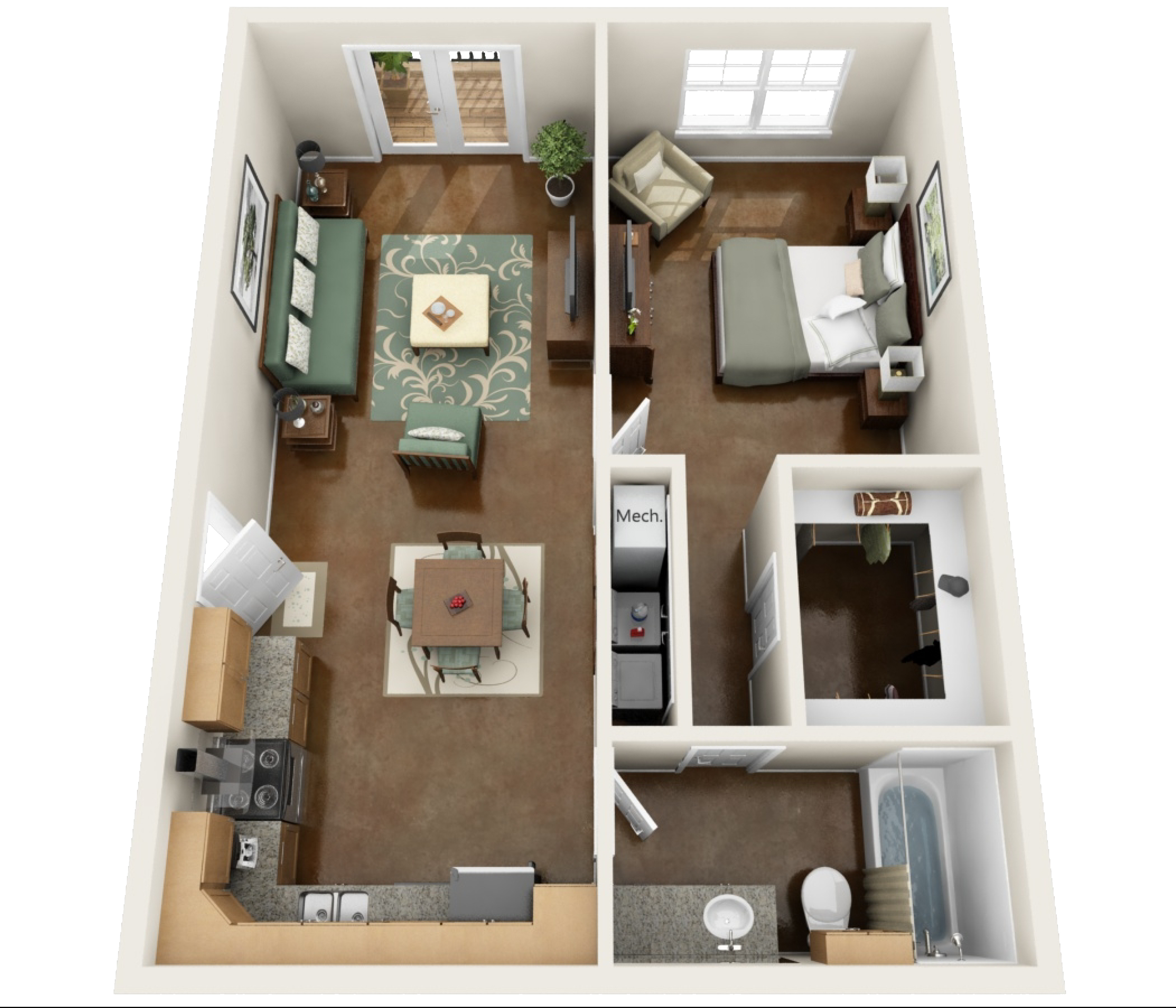 Copper Mill Apartments: NorthPoint At 68, High Point North Carolina (NC