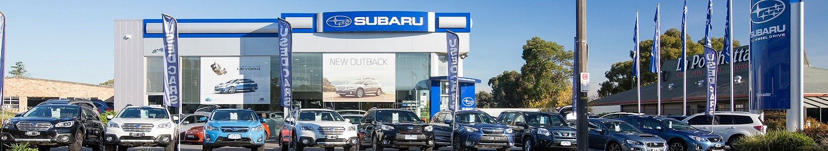Subaru Doncaster