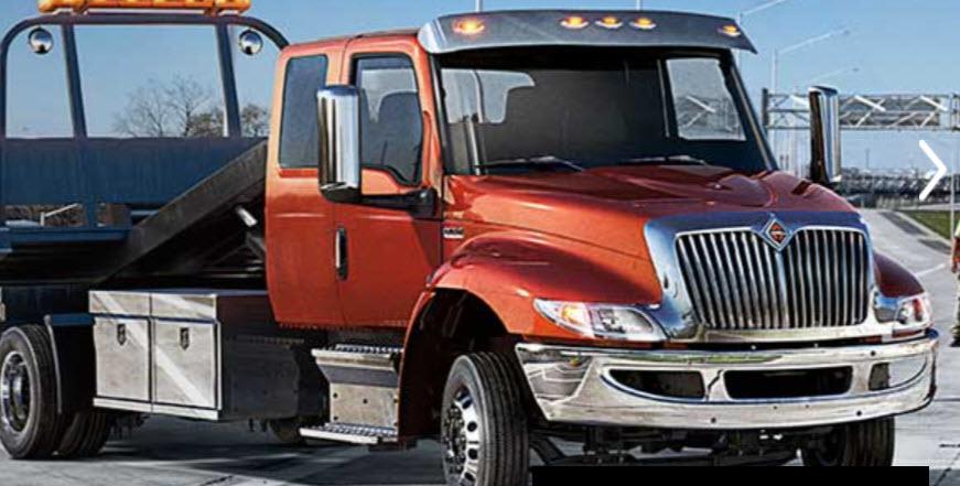 Tereck Diesel Ltd in Winnipeg: International Trucks