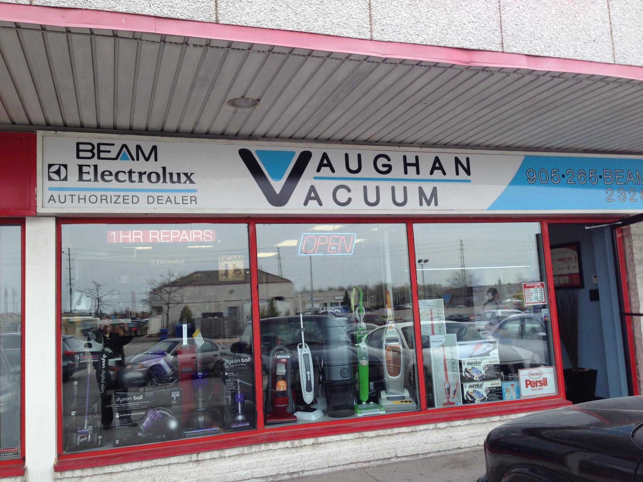 Vaughan Vacuum Woodbridge (905)265-2326