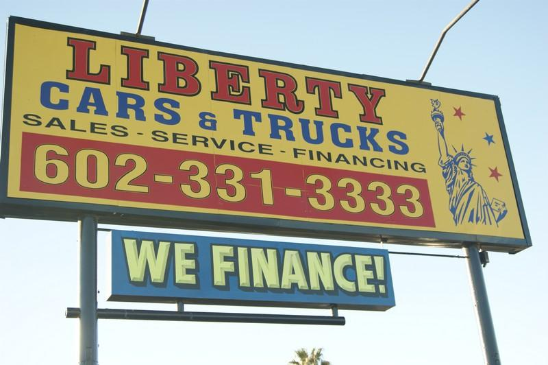 Liberty Cars and Trucks