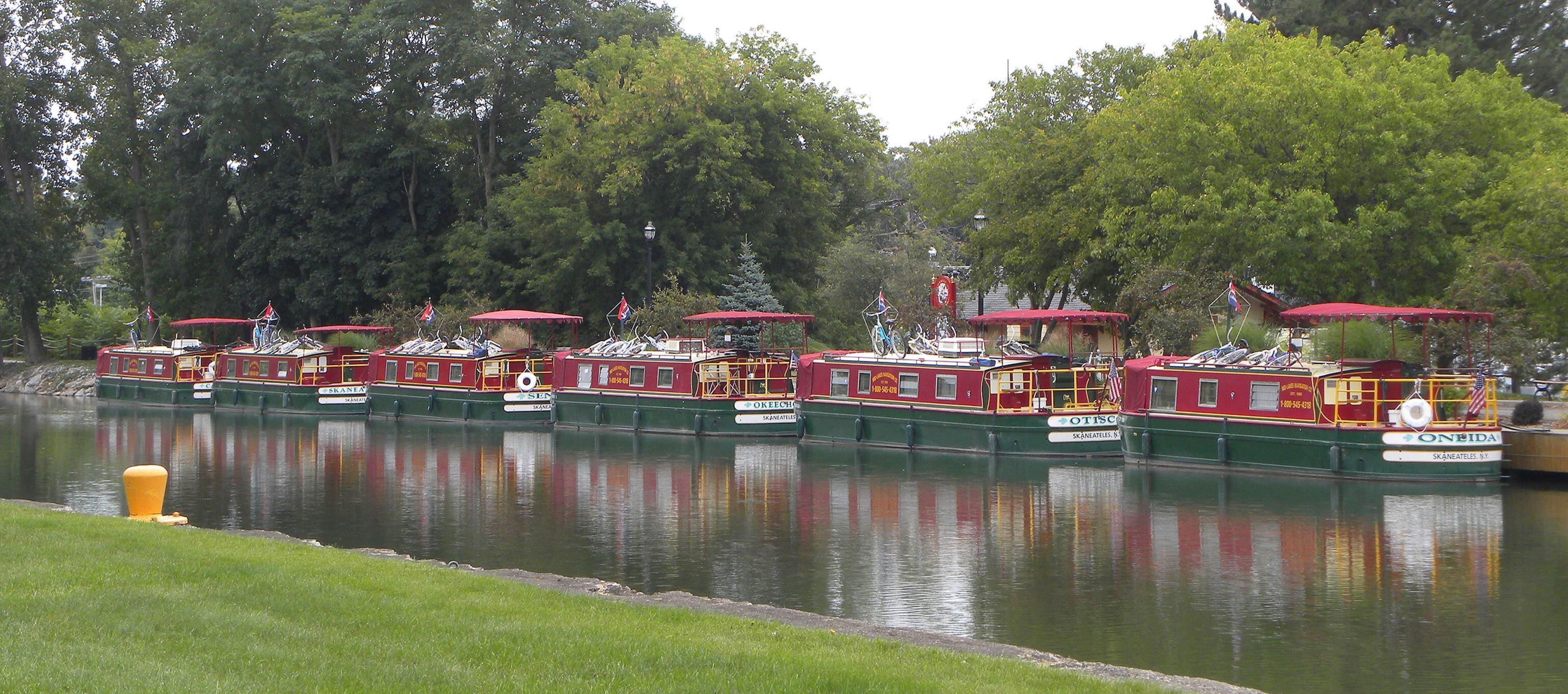 Erie Canal Adventures