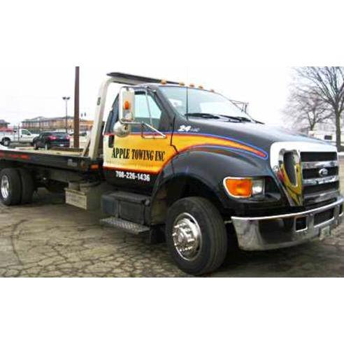 Apple Towing Inc - Frankfort, IL 60423 - (708)226-1436 | ShowMeLocal.com