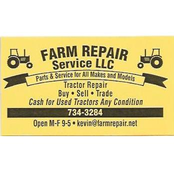 Farm Repair Service LLC